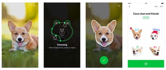 我が家のニャンコも! LINEスタンプを自作して売れるアプリ「LINE Creators Studio」
