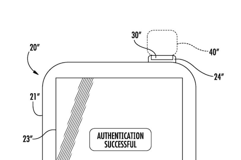 Touch IDは将来iPhoneの電源ボタンに移動するかも?
