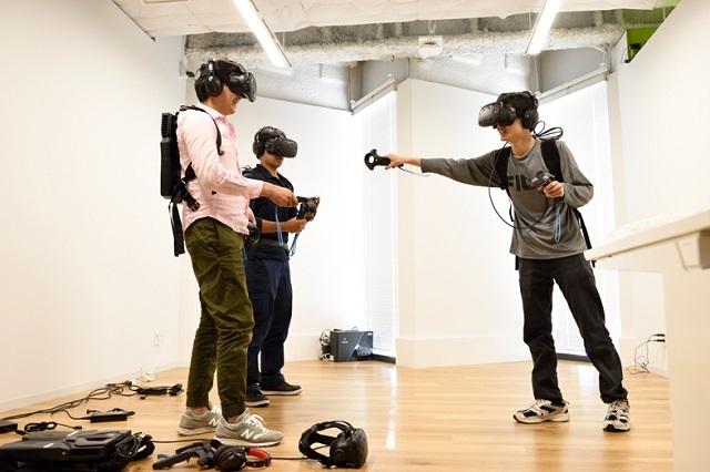 4 VR開発者のたまごを支えるのだ。無料のオープンスペース「アドバンスドテクノロジーラボ(ATL)」
