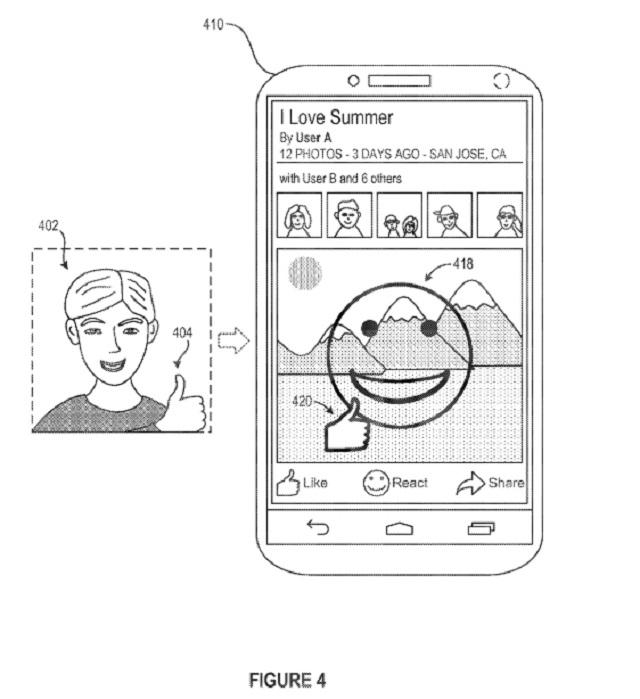 Facebook 不気味な特許 2