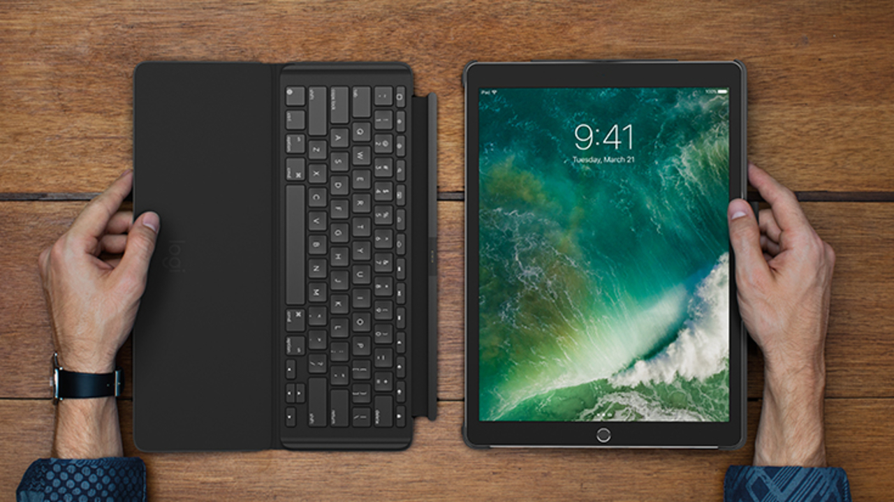 「iPad Proの究極の友」? ロジクールからバックライトキーボードつきケース