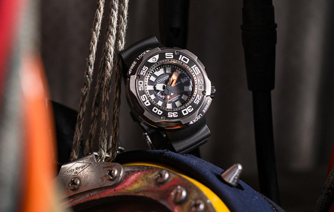 もはやSFレベルのスペック。飽和潜水1,000メートル防水の時計はどれだけスゴいか「深海の仕事」のプロに聞いてみた