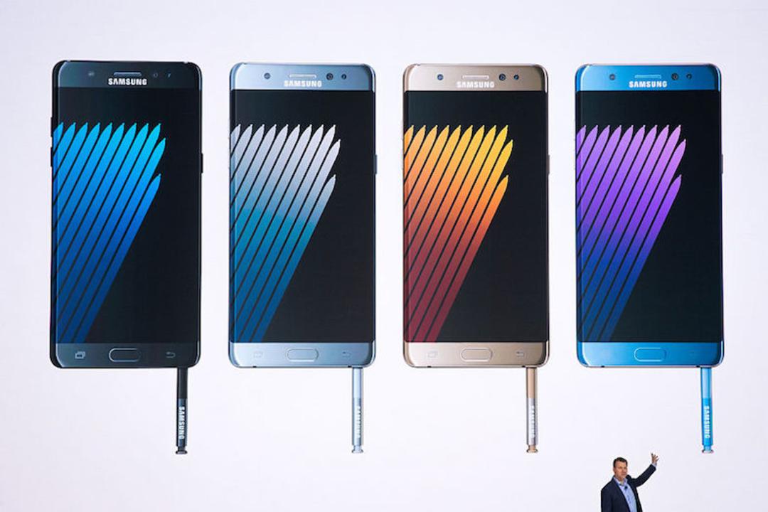 Samsung「Galaxy Note 8」の発表は9月下旬? ベゼルレスディスプレイは? 指紋センサーの位置は?