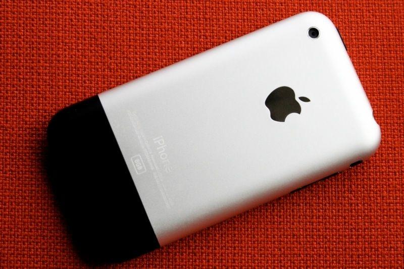 初代iPhoneレビュー15