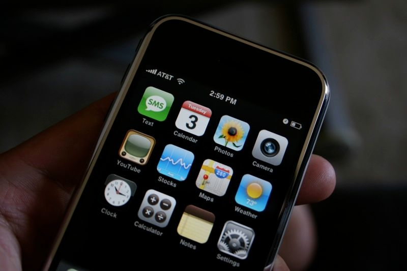 初代iPhoneレビュー18