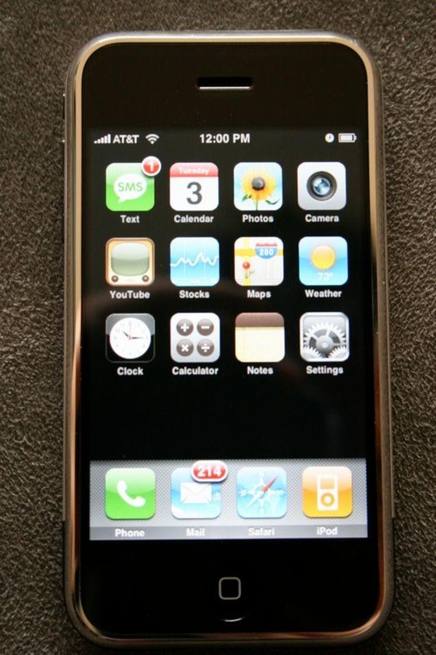 初代iPhoneレビュー19