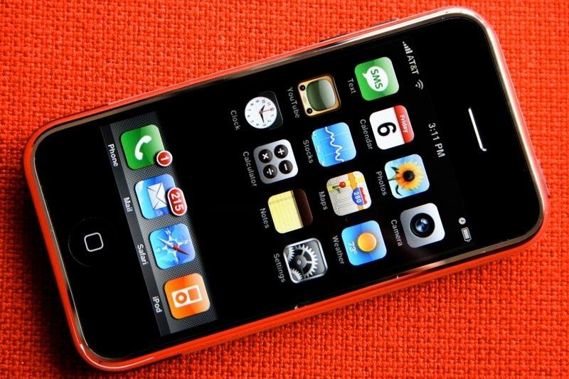 初代iPhoneレビュー30