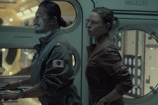 映画『ライフ』の真田広之さんにインタビュー:「現場はあくまでアナログと肉体の表現が主体」