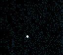 ゲームボーイ「ポケットカメラ」で撮影した、月と木星4