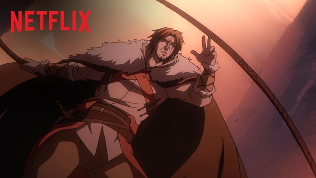 Netflixアニメシリーズ『悪魔城ドラキュラ ーキャッスルヴァニアー』日本語吹替え版予告編