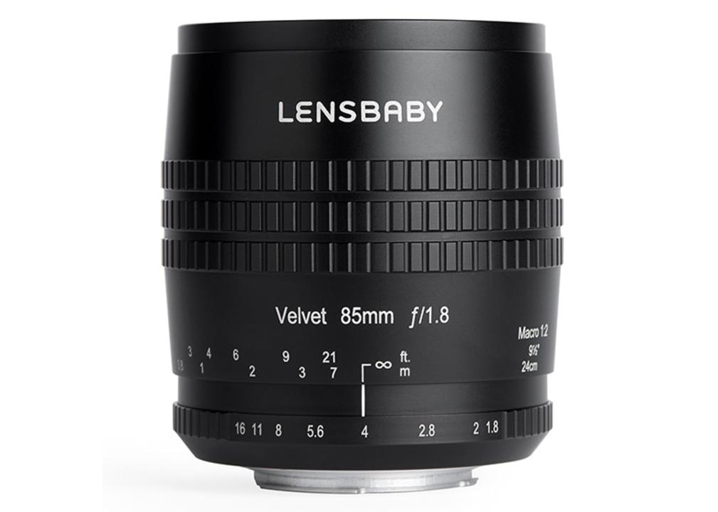 これで女の子を撮ってみたい! Lensbabyの新製品は85mmのソフトレンズだ