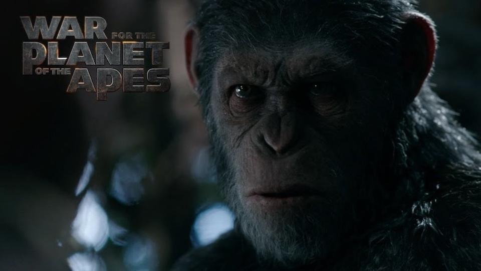 映画『猿の惑星:聖戦期』、猿と人間の歴史を振り返る動画が公開