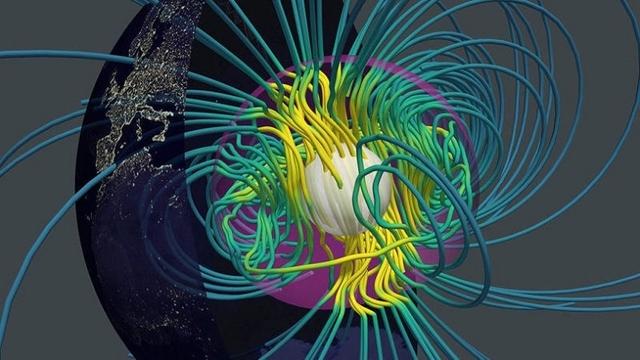 地球のコアってどのように動いているか知ってる? 「ダイナモ理論」のシミュレーション動画