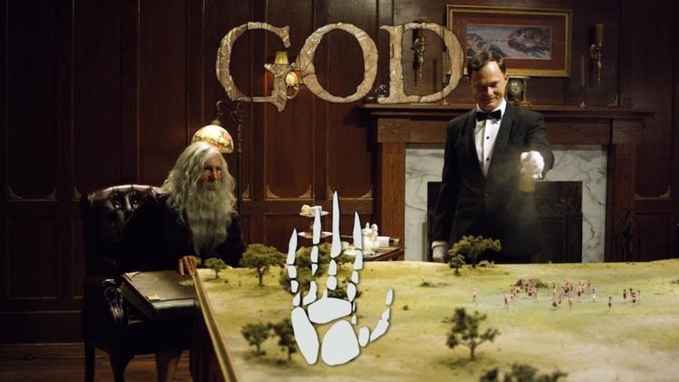 「Oats Studios」の新作ショート『GOD』。無慈悲な神に胸がざわつく
