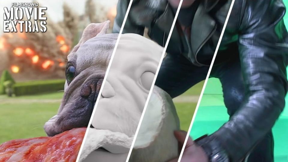 映画『X-MEN: アポカリプス』、クイックシルバーによる救出シーンのVFX裏側映像
