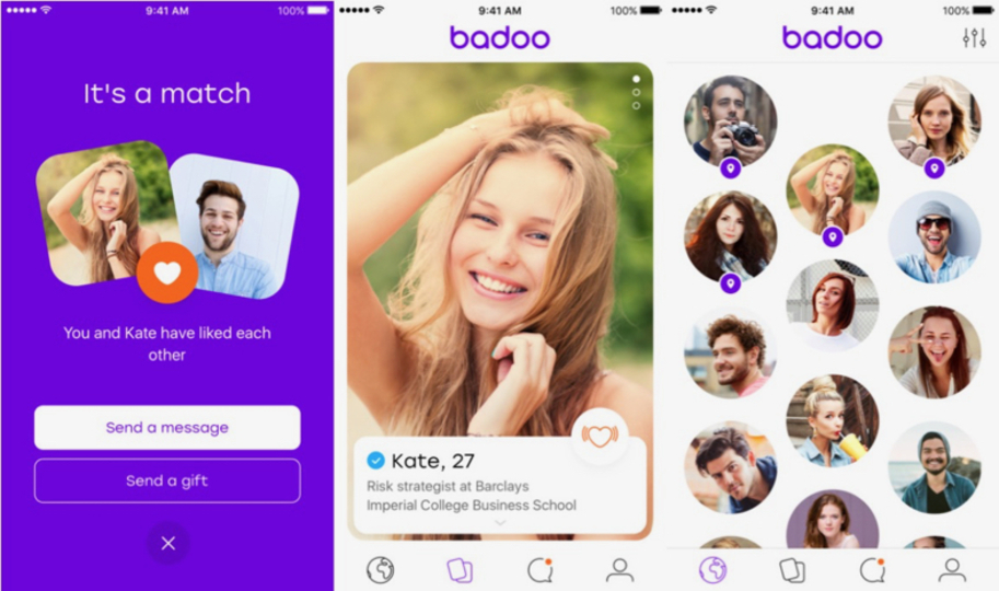 デートアプリ「Badoo」で芸能人とデート!...はできないけど似ている人とは出会えるかも