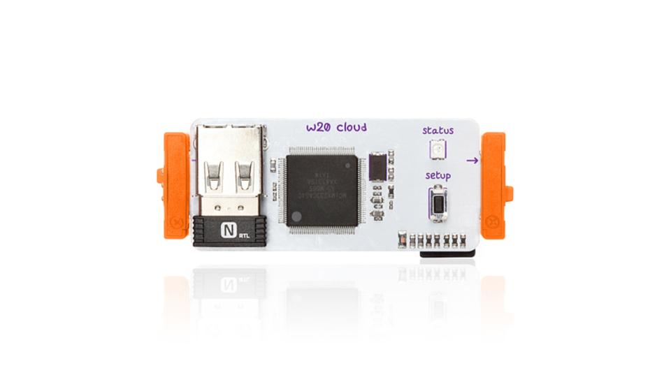 littleBitsシリーズの革命機「CloudBit」が発売開始。これでIoTが自作できるぞ!