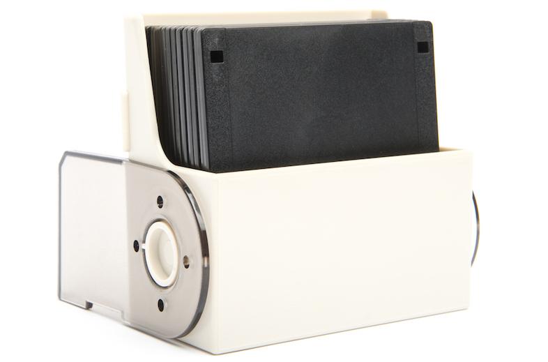 おぉ、こ、これは...懐かしのフロッピーディスク型USBメモリ2