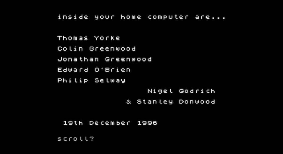 レディオヘッドの『OK コンピューター』20周年記念リマスター版の付録カセットテープに隠しメッセージ発見!