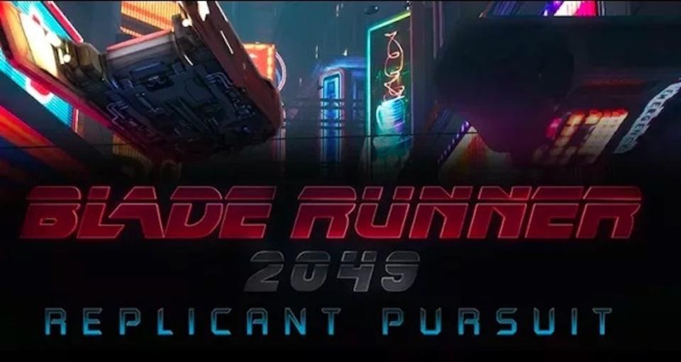 映画『ブレードランナー 2049』のVRコンテンツ予告編。レプリカントを追え!