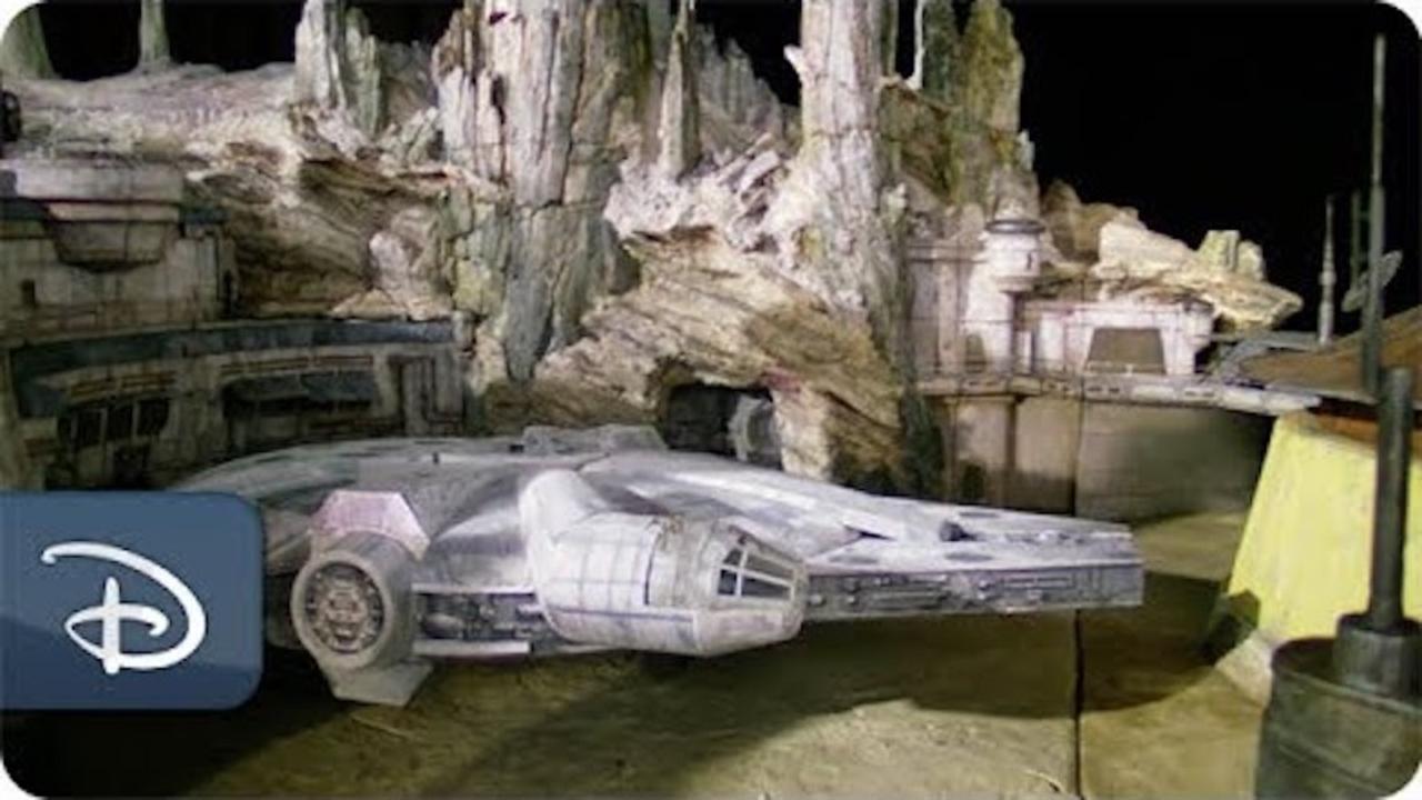 米ディズニーランドに建設中の『スター・ウォーズ』テーマランドの全貌が明らかに