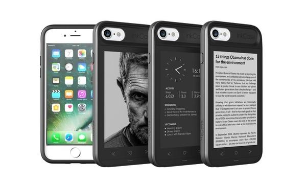 iPhone 7の背面にもうひとつ画面があればいろいろ捗る