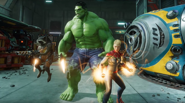 マーベルのスーパーヒーローになりきって悪党どもをぶっ飛ばそうぜ! VRゲーム『Marvel Powers United VR』