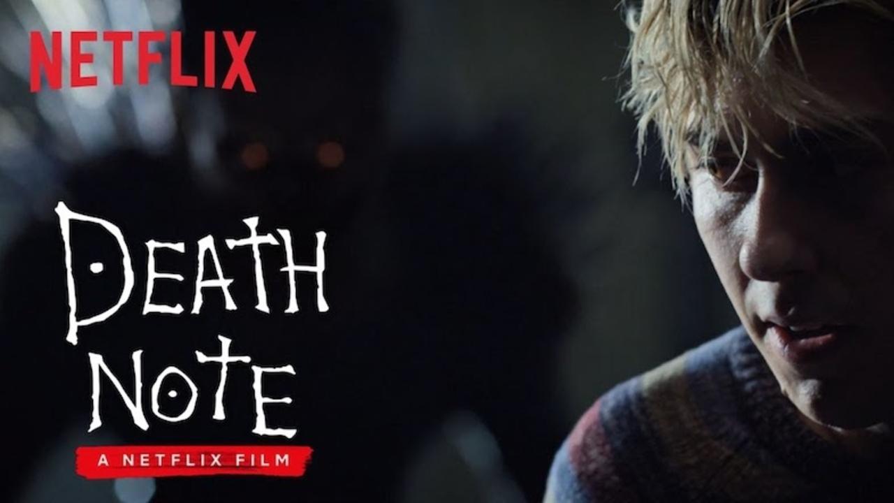 Netflix映画『Death Note/デスノート』の最新映像。リュークとライトの初対面シーン