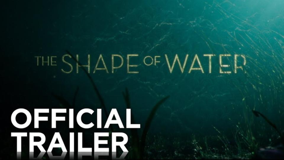 ギレルモ・デル・トロ監督の新作ファンタジー映画『ザ・シェイプ・オブ・ウォーター』の予告編が公開