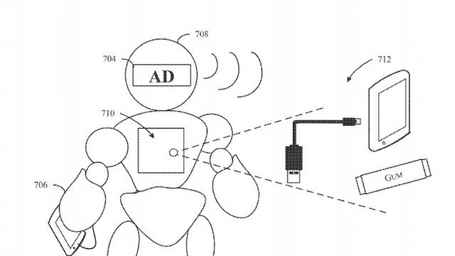 Amazonが新たな特許申請、でもなんで「充電ロボット」なんだ?