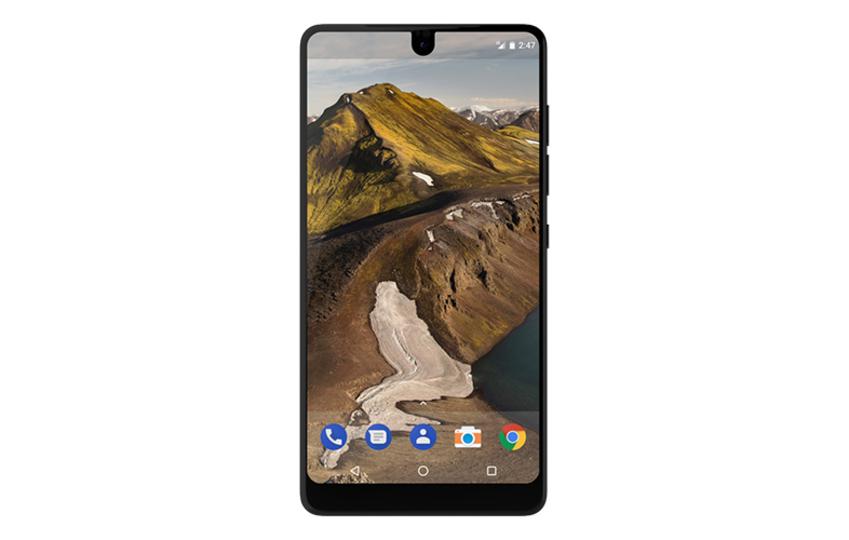 Androidの父による「Essential Phone」数週間後にリリースへ。スマホ市場を変えられるか