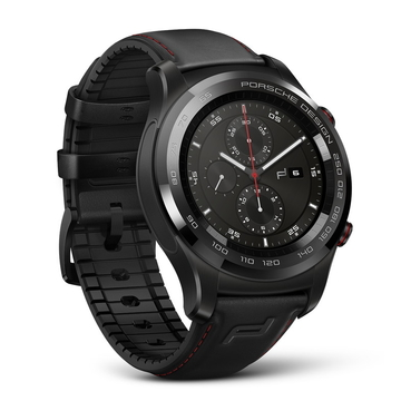 Huaweiからポルシェデザインのスマートウォッチが登場。これぞ漢の腕時計!
