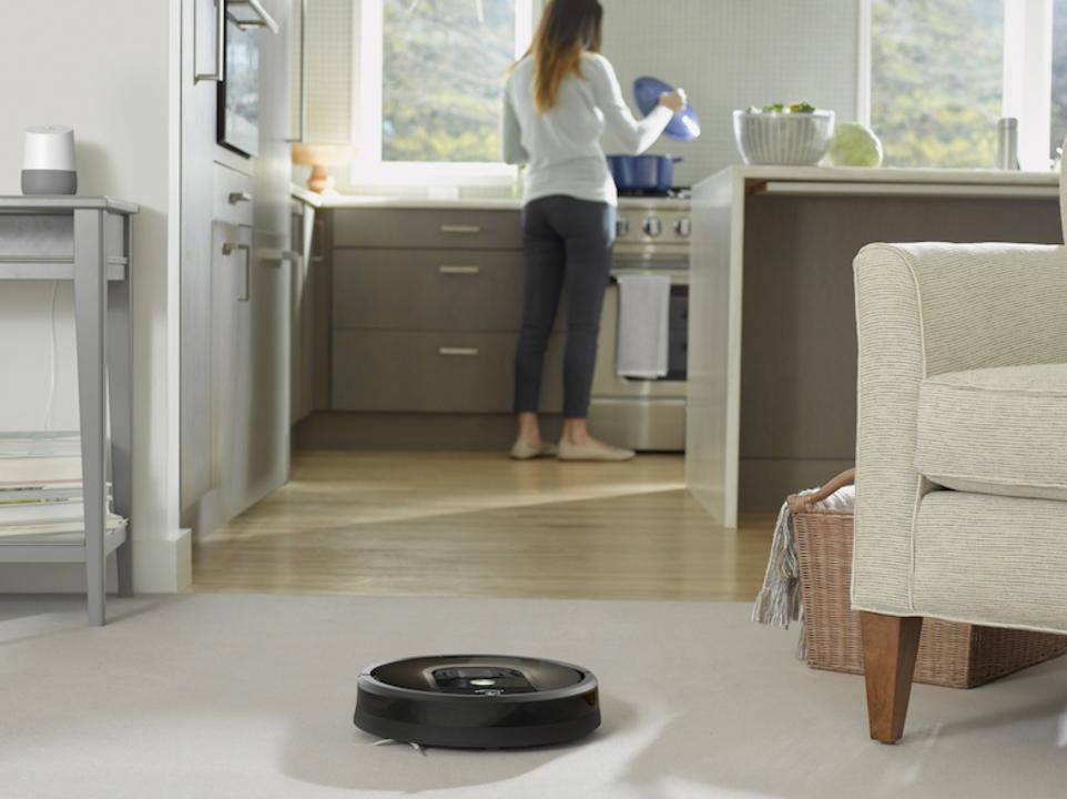 ルンバのiRobot、ユーザーの家のマップを外部に売り出すかも