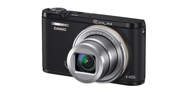 自撮り機能がパワーアップ! 19mmからの広角ズーム搭載カシオ「EXILIM ZR4100」