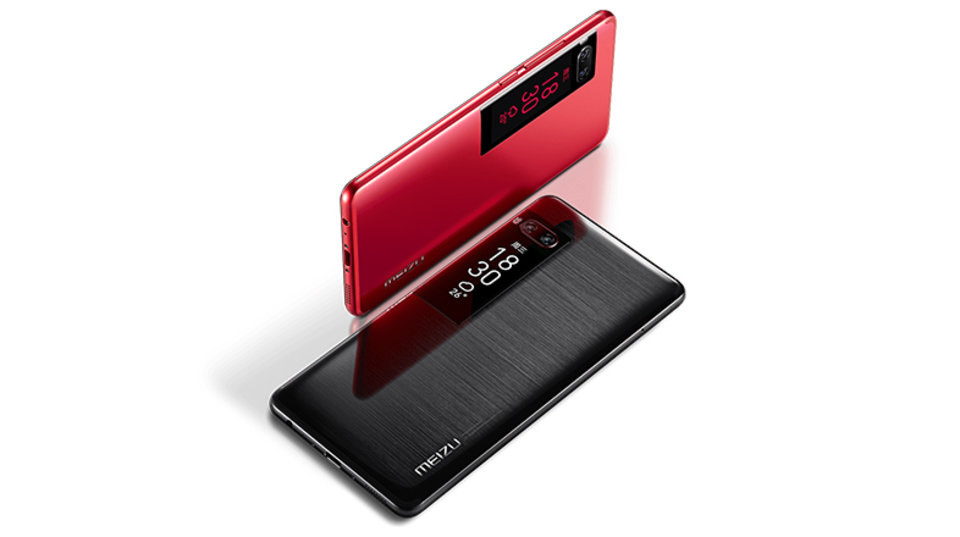 高画質自撮りができて、セカンドディスプレイ搭載の中華スマホ「Meizu Pro 7(Plus)」登場!
