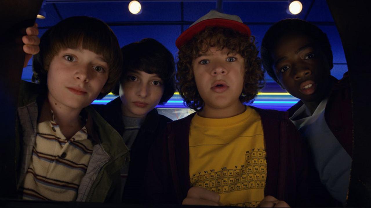 Netflixオリジナルドラマ『ストレンジャー・シングス 未知の世界』シーズン2。「スリラー」な新予告編