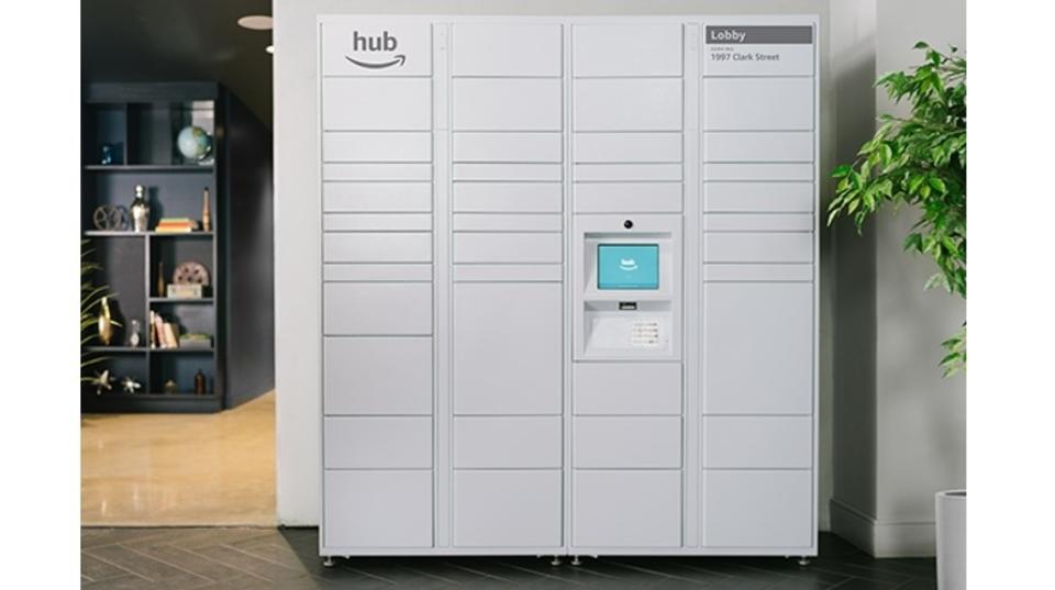 米Amazonが宅配ボックスサービス「hub」を展開。で、日本は?