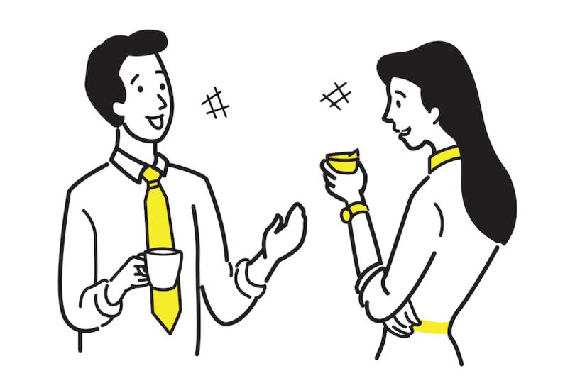 「上司との会話は午前中に」幸せになれる働き方のヒントをくれる、日立のウェアラブルセンサーとAI