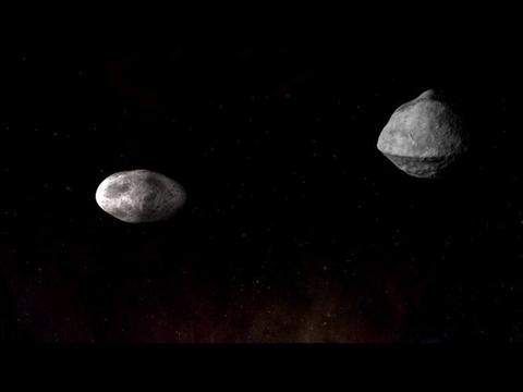 小惑星に宇宙船をぶつけて地球を守るNASAの技術、設計フェーズへ