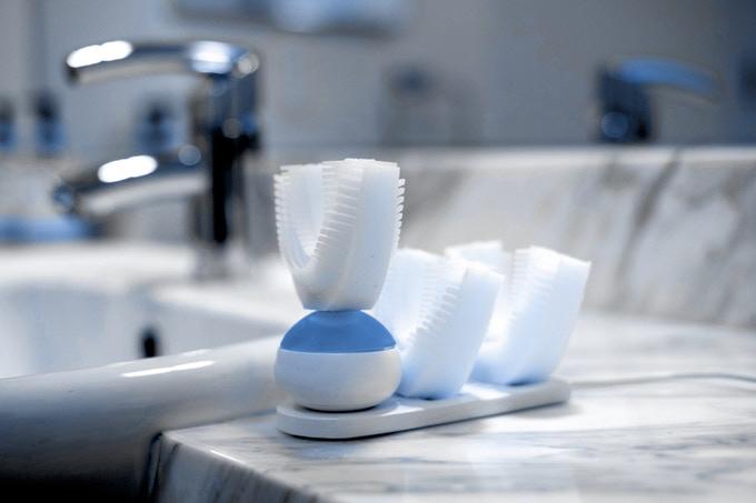 「学級文庫」て言ってみ?電動歯ブラシの先をいく完全オートマ歯ブラシ!
