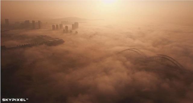 2 超豪華賞品あたる、DJI主催のドローン空撮映像コンテスト開催中。世界はかくも美しい場所で溢れている…