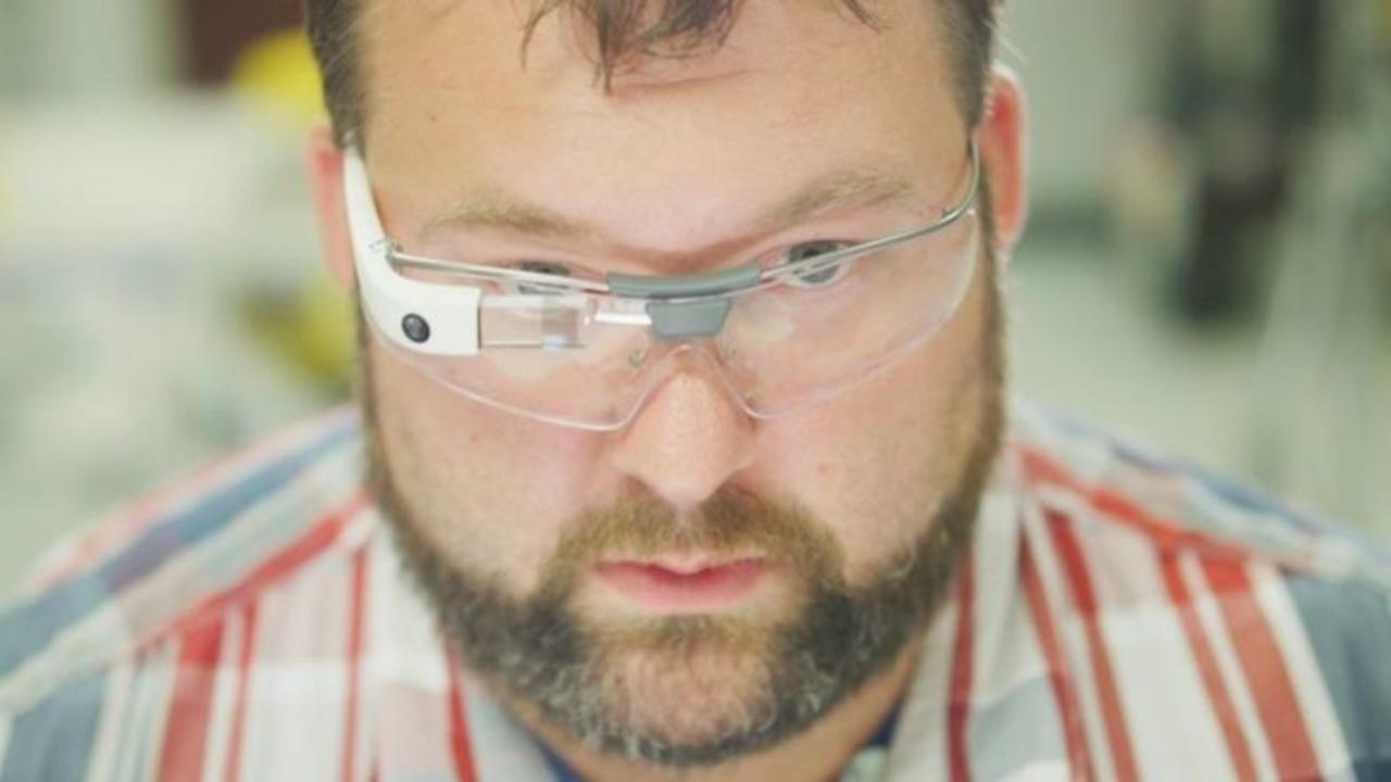 「Google Glass」が帰ってきた!…業務用として