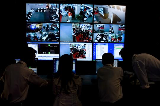 SFが現実へ。中国、人工知能ポリスが犯罪を予知する