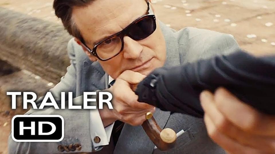 スタイリッシュなスパイ映画『キングスマン:ゴールデン・サークル』新トレイラー公開