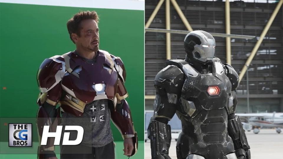 すべてがCGとは限らない、映画『シビル・ウォー/キャプテン・アメリカ』VFXの裏側
