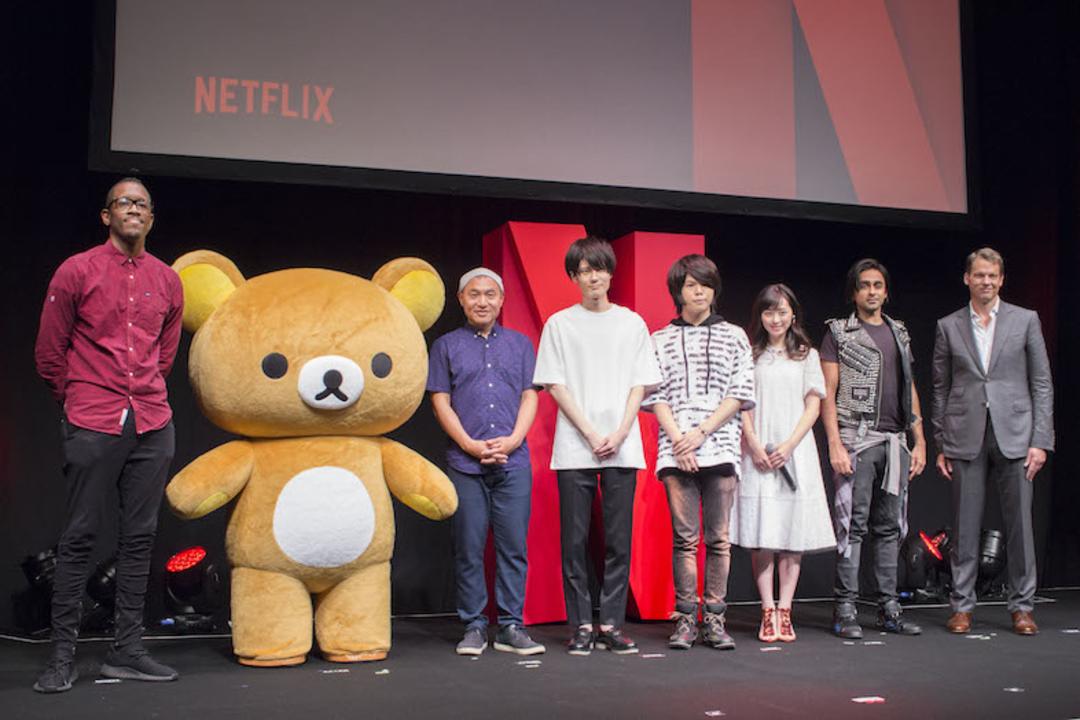 「Netflix アニメスレート2017」レポート:クリエイターには最高の環境を、視聴者には最高の体験を