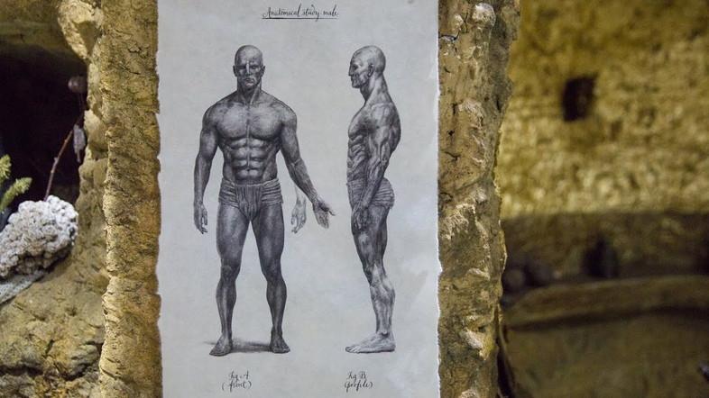 映画『エイリアン:コヴェナント』:博物館のようなデヴィッドの研究室は妖しい魅力に溢れていた