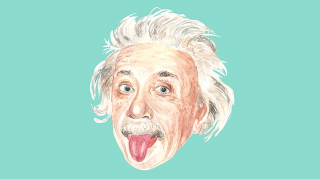 あの有名な舌を出したアインシュタインの写真が1300万円超えで落札