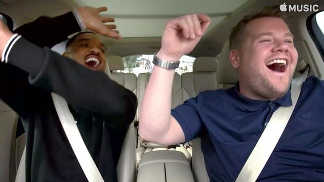 あの海外セレブもハメを外してノリノリで熱唱! 8月9日より『Carpool Karaoke』がApple Musicにやってくる!