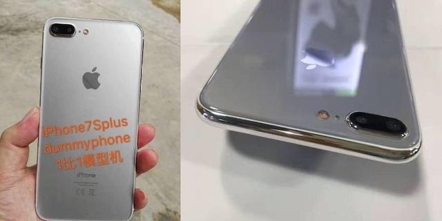 ガラス製筐体キタコレ!? 「iPhone 7s Plus」のダミーモデルが流出か